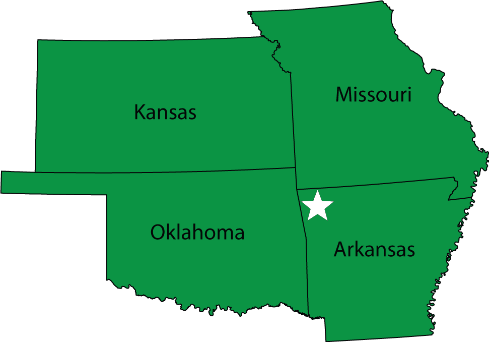 4 State map